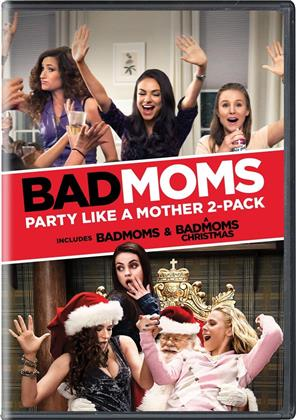 Bad Moms 1+2 - Party Like A Mother (2 DVDs)