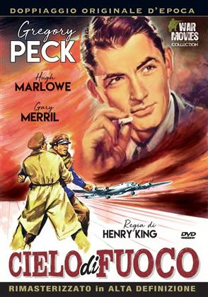 Cielo di fuoco (1949) (War Movies Collection, s/w, Remastered)