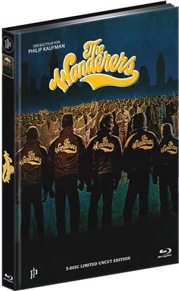 The Wanderers (1979) (Cover D, Limited Edition, Mediabook, Uncut, Blu-ray + DVD + CD)