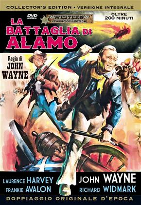La battaglia di Alamo (1960) (Western Classic Collection, Versione Integrale, Collector's Edition)