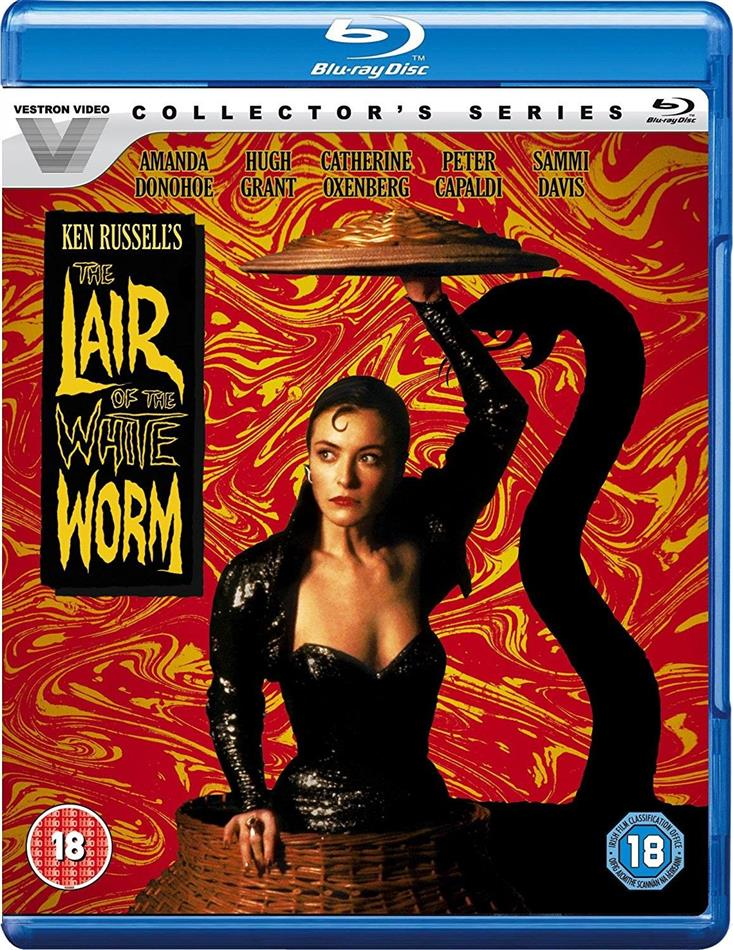 The Lair of the White Worm (1988) (Vestron Video Collector's Series)