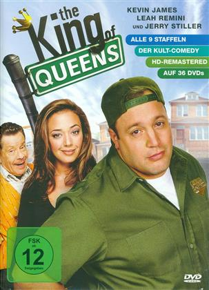 The King of Queens - Die komplette Serie (Remastered, 36 DVDs)