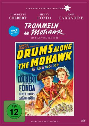 Trommeln am Mohawk (1939) (Western Legenden, Digibook, Remastered)