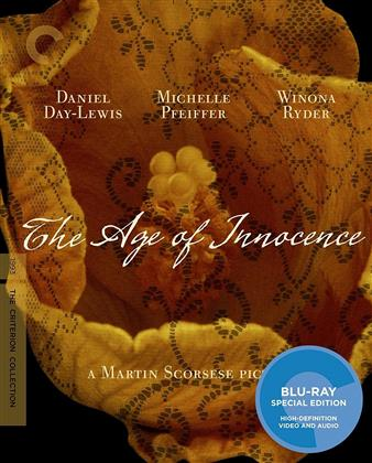 The Age Of Innocence (1993) (Criterion Collection, Special Edition)