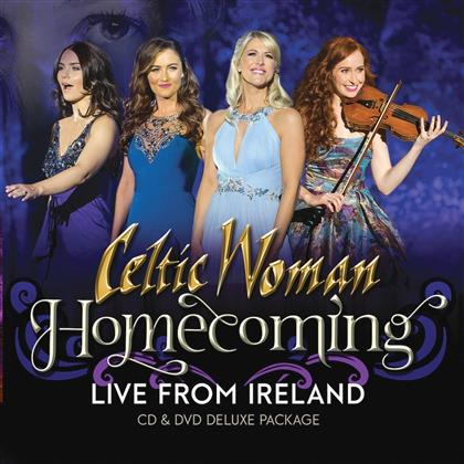 Celtic Woman - Homecoming - Live From Ireland (CD + DVD)