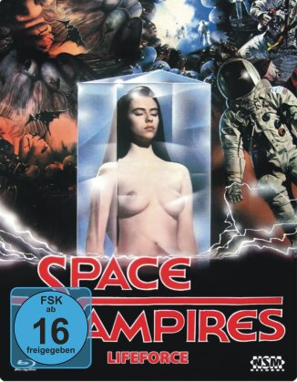 Space Vampires - Lifeforce (1985) (FuturePak, Cover B, Lenticular, Director's Cut)