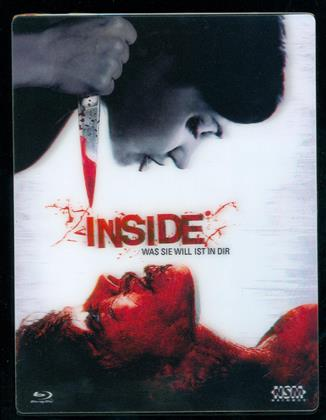 Inside - Was sie will ist in Dir (2007) (FuturePak, Lenticular, Steelbook, Uncut)