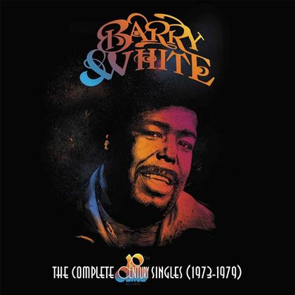 Barry White - Love's Theme: The Best Of The 20Th Century Records (Deluxe Edition, 3 CDs)