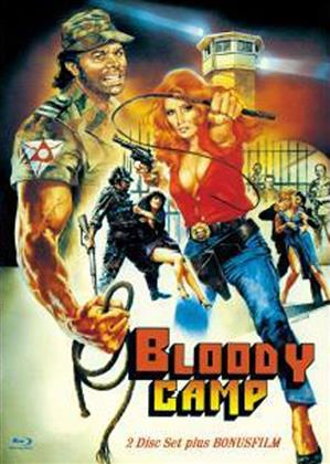Bloody Camp (1978) (Eurocult Collection, Cover A, Limited Edition, Mediabook, Uncut, Blu-ray + DVD)
