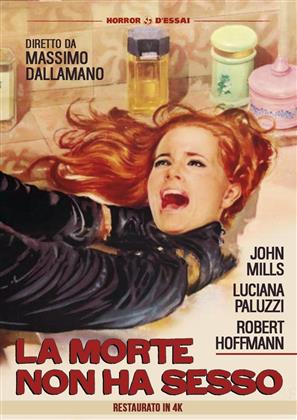 La morte non ha sesso (1968) (Horror d'Essai, Remastered)