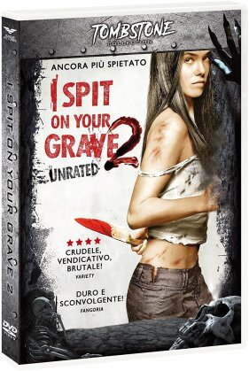 I Spit on your Grave 2 (2013) (Tombstone Collection, Unrated)