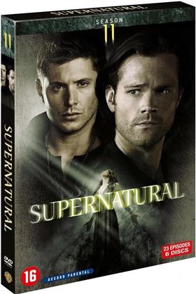 Supernatural - Saison 11 (6 DVDs)