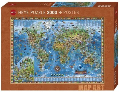 Amazing World - Puzzle