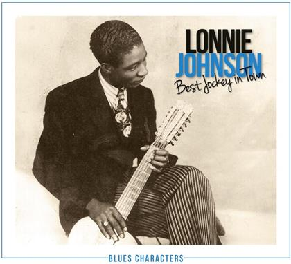 Lonnie Johnson - Best Jockey In Town (Limited Edition, 2 CDs)