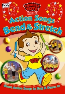 Tumble Tots - Action Songs-Bend & Stretch