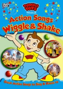 Tumble Tots - Action Songs - Wiggle & Shake