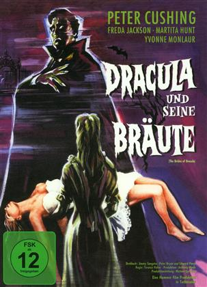 Dracula und seine Bräute (1960) (Hammer Edition, Cover A, Limited Edition, Mediabook, Uncut)