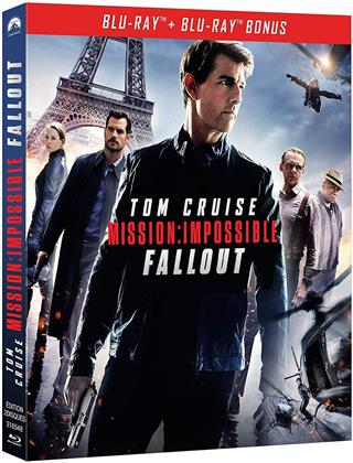 Mission: Impossible 6 - Fallout (2018) (2 Blu-ray)