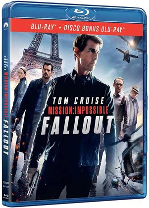 Mission Impossible 6 - Fallout (2018) (2 Blu-ray)