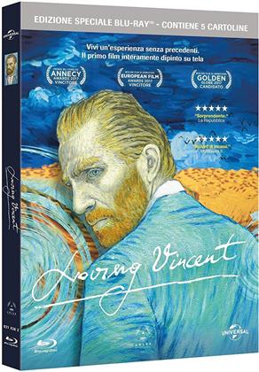 Loving Vincent (2017) (+5 cartoline, Digipack, Special Edition)