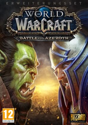 World of Warcraft - Battle for Azeroth (German Edition)