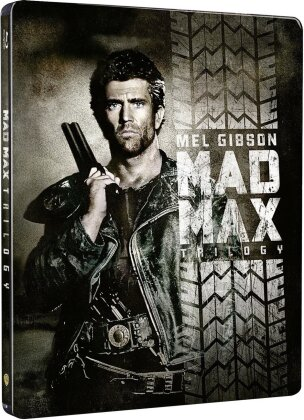 Mad Max Trilogy (Steelbook, Uncut, 3 Blu-ray)