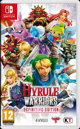 Hyrule Warriors (Definitive Edition)
