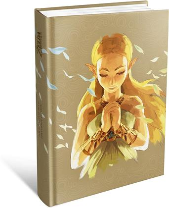 Zelda Breath of the Wild Lösungsbuch (neu) (Collector's Edition)