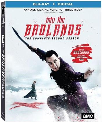 Into The Badlands - Season 2 (3 Blu-rays)