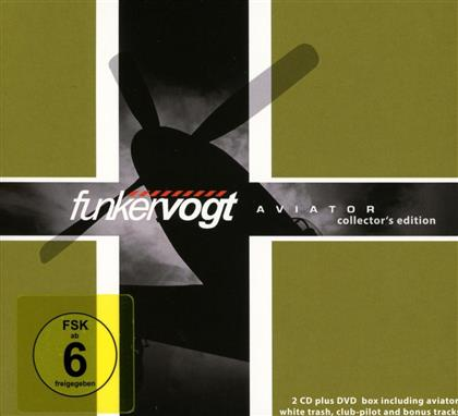 Funker Vogt - Aviator (Collectors Edition, 2 CDs + DVD)