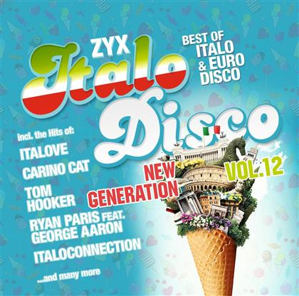 Zyx Italo Disco New Generation - Vol. 12 (2 CDs)