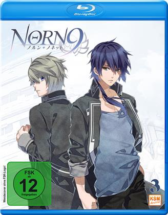 Norn9 - Vol. 3 - Episode 9-12