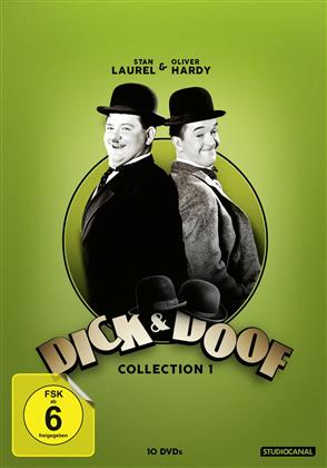 Dick & Doof - Collection 1 (s/w, 10 DVDs)