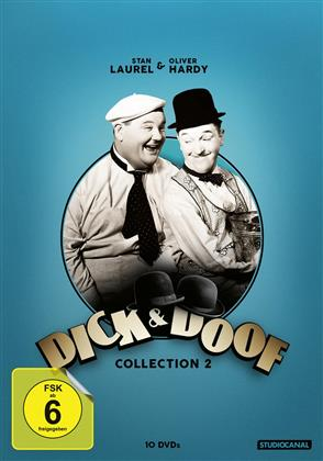 Dick & Doof - Collection 2 (s/w, 10 DVDs)