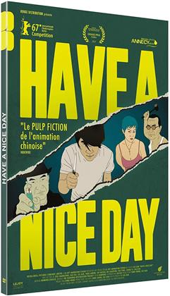 Have a Nice Day (2017) (Digibook)