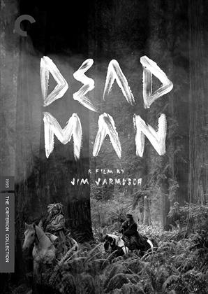 Dead Man (1995) (n/b, Criterion Collection)