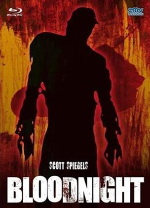 Bloodnight (1989) (Cover A, Mediabook, Uncut, Blu-ray + DVD)