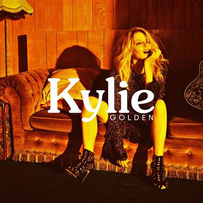 Kylie Minogue - Golden - Gold Glitter (Deluxe Edition)