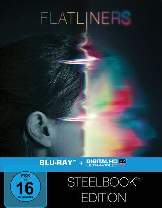 Flatliners (2017) (Limited Edition, Steelbook)