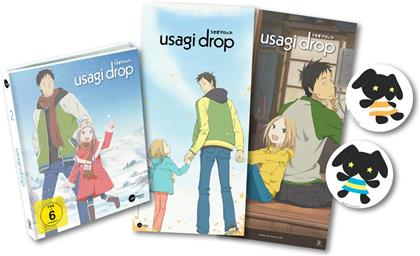 Usagi Drop - Staffel 1 - Vol. 2 (Mediabook)