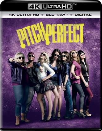 Pitch Perfect (2012) (4K Ultra HD + Blu-ray)