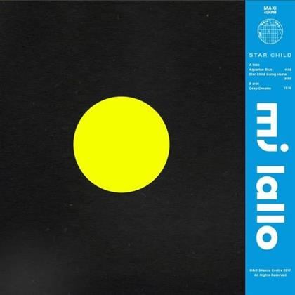 "Mj Lallo - Star Child (Limited Edition, Remastered, 12"" Maxi)"