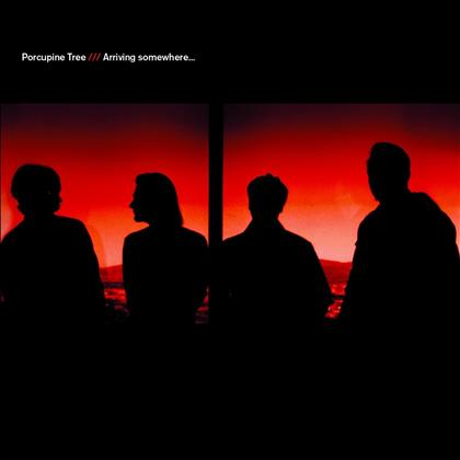 Porcupine Tree - Arriving Somewhere (2 CDs + Blu-ray)