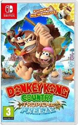 Donkey Kong Country Freeze