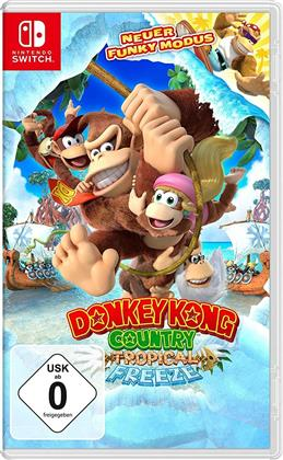 Donkey Kong Country: Tropical Freeze (German Edition)