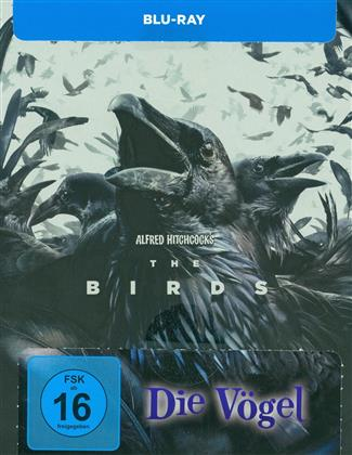 The Birds - Die Vögel (1963) (Limited Edition, Steelbook)