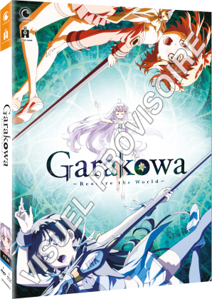 Garakowa - Restore the World (2015) (Collector's Edition, Blu-ray + DVD)