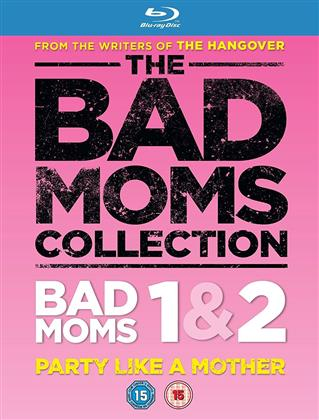 The Bad Moms Collection - Bad Moms 1&2 (2 Blu-rays)