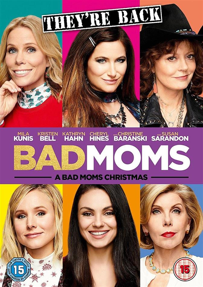 A Bad Moms Christmas 2017.Bad Moms 2 A Bad Moms Christmas 2017
