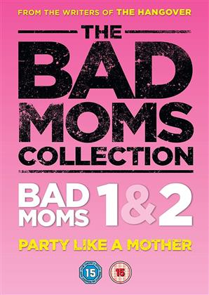 The Bad Moms Collection - Bad Moms 1&2 (2 DVDs)